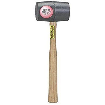 Picture of 18-OZ. DEADHEAD RUBBER MALLET - 34037