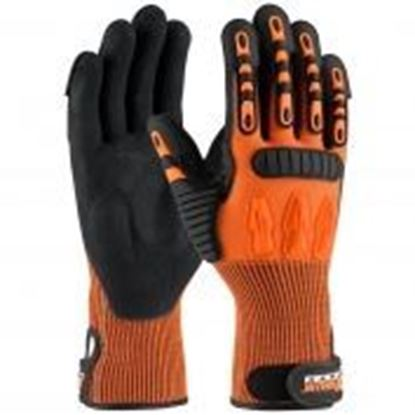 Picture of 21211 - TUFFMAX3 NITRILE COATED GLOVES