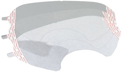 Picture of RESPIRATOR FACESHIELD COVERS - 15576