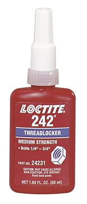 Picture of LOCTITE MEDIUM STRENGTH 50 ML - 15612