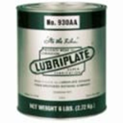 Picture of GREASE 930-AA LUBRIPLATE 6LB