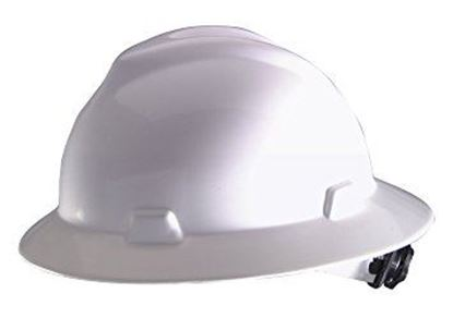 Picture of 22166 - FULL BRIM HARD HAT, WHITE