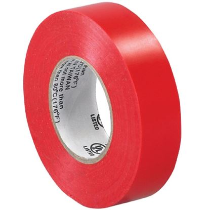 "Picture of 32745 - RED ELECTRICAL TAPE .75"" X 66'"