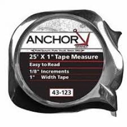 """Picture of 32914 - 25'X1"""" EAD TAPE MEASURE"""