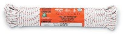 "Picture of 32928 - SASH CORD 3/8"" X 100 SAMSON ROPE"