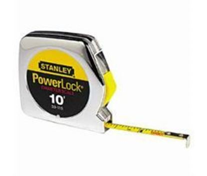 """Picture of 33557 - 1/4"""" X 10' POCKET TAPE MEASURE"""